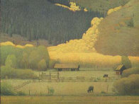 Colorado Suite Limited Edition Print by Russell Chatham - 1