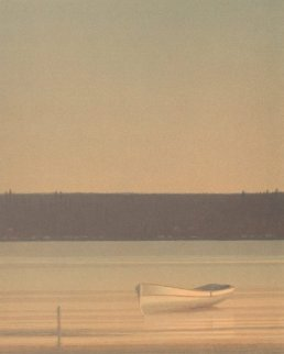 Late Afternoon 1989 Limited Edition Print - Russell Chatham