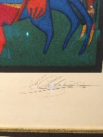 Untitled Lithograph 1990 Limited Edition Print by Mihail Chemiakin - 4
