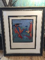 Carnival At St. Petersburg 1990 Limited Edition Print by Mihail Chemiakin - 1