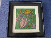 Metaphysical Flowers Image III 1989 Limited Edition Print by Mihail Chemiakin - 4