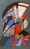 Metaphysical Urka 1978 Limited Edition Print by Mihail Chemiakin - 0