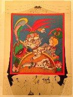 Petrouchka Limited Edition Print by Mihail Chemiakin - 6