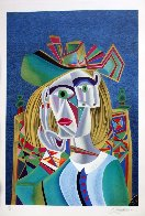 Homage to Picasso Suite of 5 1991 Limited Edition Print by Mihail Chemiakin - 4