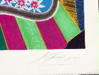 Homage to Picasso Suite of 5 1991 Limited Edition Print by Mihail Chemiakin - 6