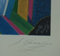 Homage to Picasso Suite of 5 1991 Limited Edition Print by Mihail Chemiakin - 8