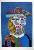 Homage to Picasso Suite of 5 1991 Limited Edition Print by Mihail Chemiakin - 1