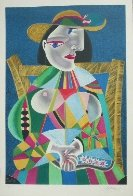 Homage to Picasso Suite of 5 1991 Limited Edition Print by Mihail Chemiakin - 2