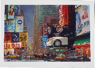 Times Square 47th St. New York 2006 Limited Edition Print by Alexander Chen - 1