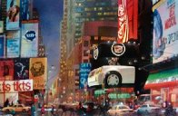 Times Square 47th St. New York 2006 Limited Edition Print by Alexander Chen - 0