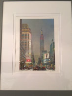 Empire State Building 2006 Limited Edition Print by Alexander Chen - 1