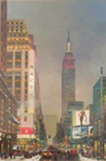 Empire State Building 2006 Limited Edition Print by Alexander Chen