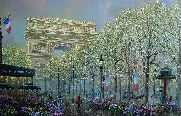 Arc De Triomphe 2003 Limited Edition Print by Alexander Chen