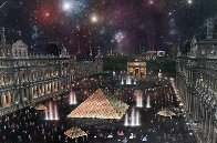 Louvre  Limited Edition Print by Alexander Chen - 0