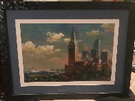 Untitled Serigraph  AP Limited Edition Print by Alexander Chen - 1