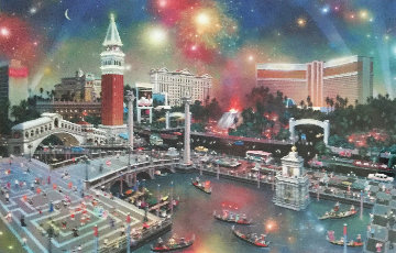 Grand View (Las Vegas) 2001 Limited Edition Print by Alexander Chen
