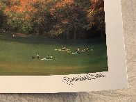 Central Park Fall Afternoon Limited Edition Print by Alexander Chen - 2