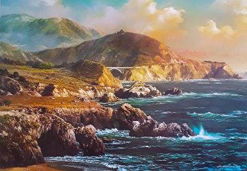 Big Sur 2009 California Limited Edition Print by Alexander Chen