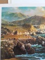 Big Sur, California 2009 Limited Edition Print by Alexander Chen - 3