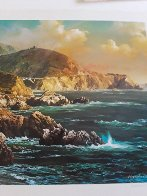 Big Sur, California 2009 Limited Edition Print by Alexander Chen - 4