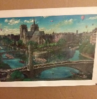Notre Dame 2003 Limited Edition Print by Alexander Chen - 1