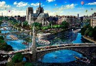 Notre Dame 2003 Limited Edition Print by Alexander Chen - 0