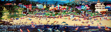 Weekend in Laguna 1993 Limited Edition Print by Alexander Chen