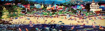 Weekend in Laguna 1993 Limited Edition Print - Alexander Chen