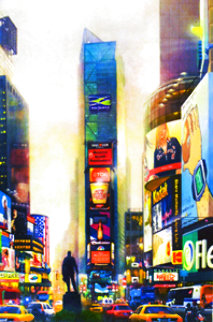 1 Times Square 2006 Limited Edition Print - Alexander Chen