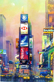 Two Times Square 2006 Limited Edition Print - Alexander Chen