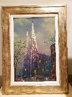 St. Patrick's Spring AP 2005 Embellished Limited Edition Print by Alexander Chen - 2