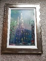 St. Patrick's Spring AP 2005 Embellished Limited Edition Print by Alexander Chen - 1