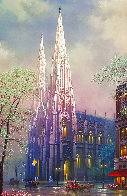 St. Patrick's Spring AP 2005 Embellished Limited Edition Print by Alexander Chen - 0