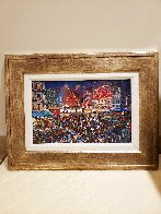 Moulin Rouge 2003 Embellished Limited Edition Print by Alexander Chen - 1