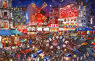 Moulin Rouge 2003 Embellished Limited Edition Print by Alexander Chen - 0