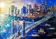 Brooklyn Bridge 2002 Limited Edition Print by Alexander Chen - 1