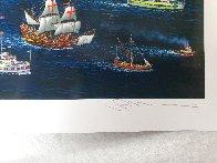 Brooklyn Bridge 2002 Limited Edition Print by Alexander Chen - 4