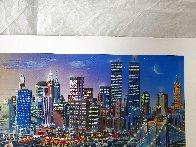 Brooklyn Bridge 2002 Limited Edition Print by Alexander Chen - 3