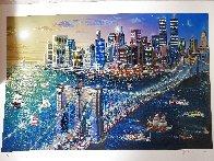 Brooklyn Bridge 2002 Limited Edition Print by Alexander Chen - 2