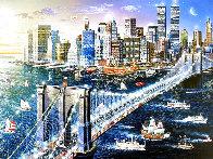 Brooklyn Bridge 2002 Limited Edition Print by Alexander Chen - 0