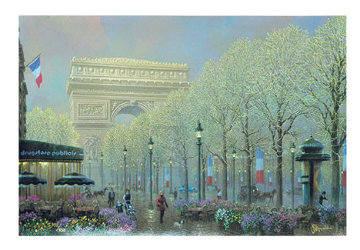 World Pix Suite of 4 Limited Edition Print - Alexander Chen