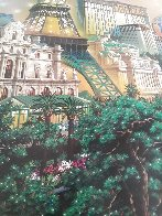 Paris 2009 Limited Edition Print by Alexander Chen - 3