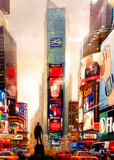 1 Time Square 2006 Limited Edition Print - Alexander Chen
