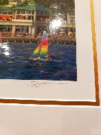 Aloha Tower 2005 Limited Edition Print by Alexander Chen - 3