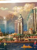 Aloha Tower 2005 Limited Edition Print by Alexander Chen - 2