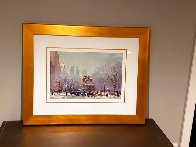 Central Park South 2006 Limited Edition Print by Alexander Chen - 3