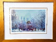 Central Park South 2006 Limited Edition Print by Alexander Chen - 2