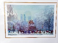 Central Park South 2006 Limited Edition Print by Alexander Chen - 1