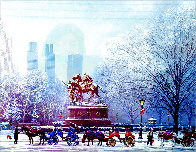Central Park South 2006 Limited Edition Print by Alexander Chen - 0