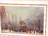Central Park South 2006 Limited Edition Print by Alexander Chen - 10